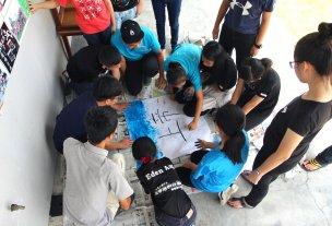 马来西亚 柔佛 峇株巴辖 苏雅喜乐马来西亚 柔佛 峇株巴辖 苏雅喜乐堂 和平团契 少年 一日营会 3月 23日 2018年 门训生 Malaysia Johor Batu Pahat Gereja Joy Soga Peace Fellowship Youth One Day Camp 23 Mar 2018 A31