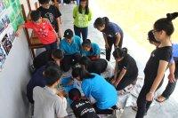 马来西亚 柔佛 峇株巴辖 苏雅喜乐马来西亚 柔佛 峇株巴辖 苏雅喜乐堂 和平团契 少年 一日营会 3月 23日 2018年 门训生 Malaysia Johor Batu Pahat Gereja Joy Soga Peace Fellowship Youth One Day Camp 23 Mar 2018 A32