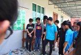 马来西亚 柔佛 峇株巴辖 苏雅喜乐马来西亚 柔佛 峇株巴辖 苏雅喜乐堂 和平团契 少年 一日营会 3月 23日 2018年 门训生 Malaysia Johor Batu Pahat Gereja Joy Soga Peace Fellowship Youth One Day Camp 23 Mar 2018 A36