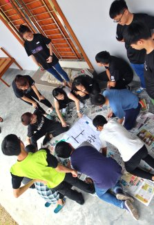 马来西亚 柔佛 峇株巴辖 苏雅喜乐马来西亚 柔佛 峇株巴辖 苏雅喜乐堂 和平团契 少年 一日营会 3月 23日 2018年 门训生 Malaysia Johor Batu Pahat Gereja Joy Soga Peace Fellowship Youth One Day Camp 23 Mar 2018 A41