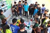 马来西亚 柔佛 峇株巴辖 苏雅喜乐马来西亚 柔佛 峇株巴辖 苏雅喜乐堂 和平团契 少年 一日营会 3月 23日 2018年 门训生 Malaysia Johor Batu Pahat Gereja Joy Soga Peace Fellowship Youth One Day Camp 23 Mar 2018 A42