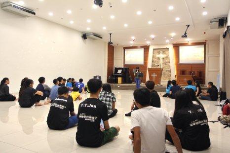马来西亚 柔佛 峇株巴辖 苏雅喜乐堂 和平团契 少年 一日营会 3月 23日 2018年 门训生 Malaysia Johor Batu Pahat Gereja Joy Soga Peace Fellowship Youth One Day Camp 23 Mar 2018 B34