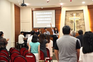 马来西亚 柔佛 峇株巴辖 苏雅喜乐堂 崇拜会 门训生 24 March 2018 Malaysia Johor Batu Pahat Gereja Joy Soga Worship A02