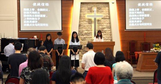 马来西亚 柔佛 峇株巴辖 苏雅喜乐堂 崇拜会 门训生 24 March 2018 Malaysia Johor Batu Pahat Gereja Joy Soga Worship A00