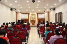 马来西亚 柔佛 峇株巴辖 苏雅喜乐堂 崇拜会 门训生 24 March 2018 Malaysia Johor Batu Pahat Gereja Joy Soga Worship A13