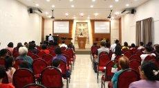 马来西亚 柔佛 峇株巴辖 苏雅喜乐堂 崇拜会 门训生 24 March 2018 Malaysia Johor Batu Pahat Gereja Joy Soga Worship A14