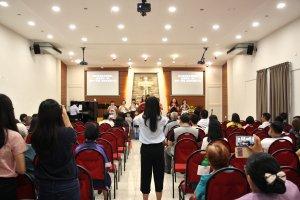 马来西亚 柔佛 峇株巴辖 苏雅喜乐堂 崇拜会 门训生 24 March 2018 Malaysia Johor Batu Pahat Gereja Joy Soga Worship A20