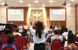 马来西亚 柔佛 峇株巴辖 苏雅喜乐堂 崇拜会 门训生 24 March 2018 Malaysia Johor Batu Pahat Gereja Joy Soga Worship A22