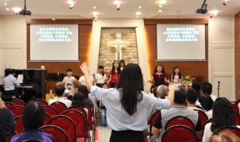 马来西亚 柔佛 峇株巴辖 苏雅喜乐堂 崇拜会 门训生 24 March 2018 Malaysia Johor Batu Pahat Gereja Joy Soga Worship A23