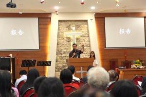 马来西亚 柔佛 峇株巴辖 苏雅喜乐堂 崇拜会 门训生 24 March 2018 Malaysia Johor Batu Pahat Gereja Joy Soga Worship A26