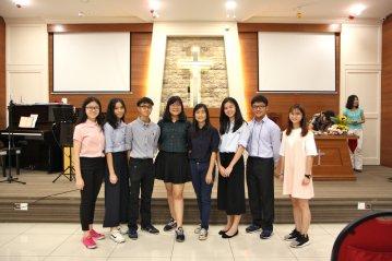 马来西亚 柔佛 峇株巴辖 苏雅喜乐堂 崇拜会 门训生 24 March 2018 Malaysia Johor Batu Pahat Gereja Joy Soga Worship A28