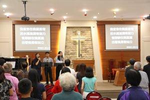 马来西亚 柔佛 峇株巴辖 苏雅喜乐堂 崇拜会 门训生 24 March 2018 Malaysia Johor Batu Pahat Gereja Joy Soga Worship A04