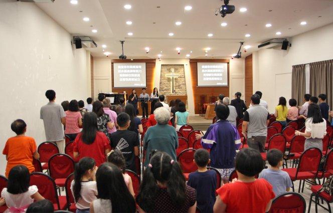 马来西亚 柔佛 峇株巴辖 苏雅喜乐堂 崇拜会 门训生 24 March 2018 Malaysia Johor Batu Pahat Gereja Joy Soga Worship A03