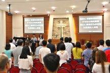 马来西亚 柔佛 峇株巴辖 苏雅喜乐堂 崇拜会 门训生 24 March 2018 Malaysia Johor Batu Pahat Gereja Joy Soga Worship A05