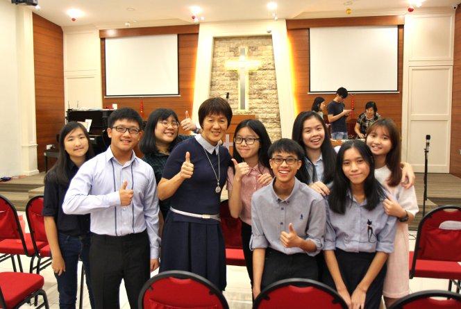 马来西亚 柔佛 峇株巴辖 苏雅喜乐堂 崇拜会 门训生 24 March 2018 Malaysia Johor Batu Pahat Gereja Joy Soga Worship A37