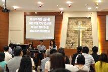 马来西亚 柔佛 峇株巴辖 苏雅喜乐堂 崇拜会 门训生 24 March 2018 Malaysia Johor Batu Pahat Gereja Joy Soga Worship A07