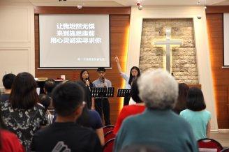 马来西亚 柔佛 峇株巴辖 苏雅喜乐堂 崇拜会 门训生 24 March 2018 Malaysia Johor Batu Pahat Gereja Joy Soga Worship A08