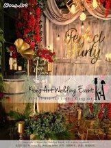 艺术之家马来西亚一站式婚礼策划 Kiong Art 活动布置 和 一站式婚礼策划布置公司 婚礼主题 婚礼现场 Live Band 婚礼司仪 婚礼摄影 婚礼录影 策划 自助餐 开张庆典场地布置 生日宴会布置 A01-20
