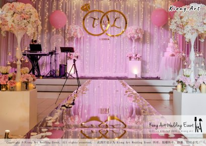 Kiong Art Wedding Event Kuala Lumpur Malaysia Event and Wedding Decoration Company One-stop Wedding Planning Services Wedding Theme Fantasy Secret Garden Restoran SY Muar A03-01