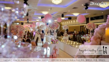 Kiong Art Wedding Event Kuala Lumpur Malaysia Event and Wedding Decoration Company One-stop Wedding Planning Services Wedding Theme Fantasy Secret Garden Restoran SY Muar A03-05