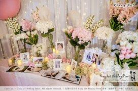 Kiong Art Wedding Event Kuala Lumpur Malaysia Event and Wedding Decoration Company One-stop Wedding Planning Services Wedding Theme Fantasy Secret Garden Restoran SY Muar A03-08