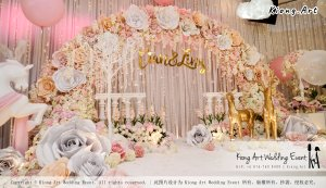 Kiong Art Wedding Event Kuala Lumpur Malaysia Event and Wedding Decoration Company One-stop Wedding Planning Services Wedding Theme Fantasy Secret Garden Restoran SY Muar A03-11