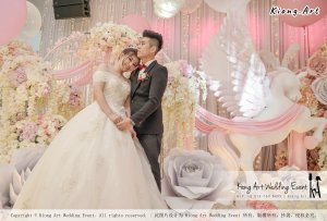 Kiong Art Wedding Event Kuala Lumpur Malaysia Event and Wedding Decoration Company One-stop Wedding Planning Services Wedding Theme Fantasy Secret Garden Restoran SY Muar A03-15
