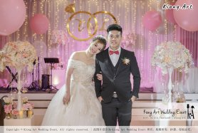Kiong Art Wedding Event Kuala Lumpur Malaysia Event and Wedding Decoration Company One-stop Wedding Planning Services Wedding Theme Fantasy Secret Garden Restoran SY Muar A03-19