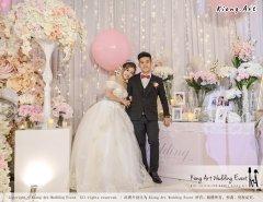 Kiong Art Wedding Event Kuala Lumpur Malaysia Event and Wedding Decoration Company One-stop Wedding Planning Services Wedding Theme Fantasy Secret Garden Restoran SY Muar A03-23