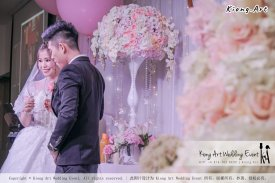 Kiong Art Wedding Event Kuala Lumpur Malaysia Event and Wedding Decoration Company One-stop Wedding Planning Services Wedding Theme Fantasy Secret Garden Restoran SY Muar A03-28