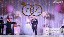 Kiong Art Wedding Event Kuala Lumpur Malaysia Event and Wedding Decoration Company One-stop Wedding Planning Services Wedding Theme Fantasy Secret Garden Restoran SY Muar A03-45