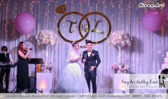 Kiong Art Wedding Event Kuala Lumpur Malaysia Event and Wedding Decoration Company One-stop Wedding Planning Services Wedding Theme Fantasy Secret Garden Restoran SY Muar A03-45