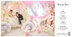 Kiong Art Wedding Event Kuala Lumpur Malaysia Event and Wedding Decoration Company One-stop Wedding Planning Services Wedding Theme Fantasy Secret Garden Restoran SY Muar A03-50