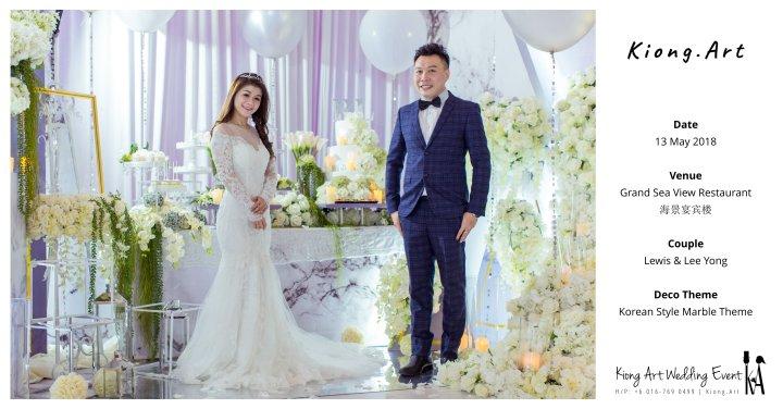 Kiong Art Wedding Event Kuala Lumpur Malaysia Event and Wedding Decoration Company One-stop Wedding Planning Services Wedding Theme Live Band Wedding Photography Videography A00-02