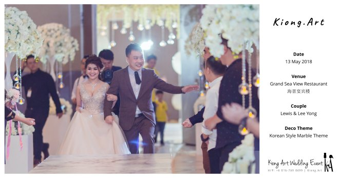 Kiong Art Wedding Event Kuala Lumpur Malaysia Event and Wedding Decoration Company One-stop Wedding Planning Services Wedding Theme Live Band Wedding Photography Videography A00-04