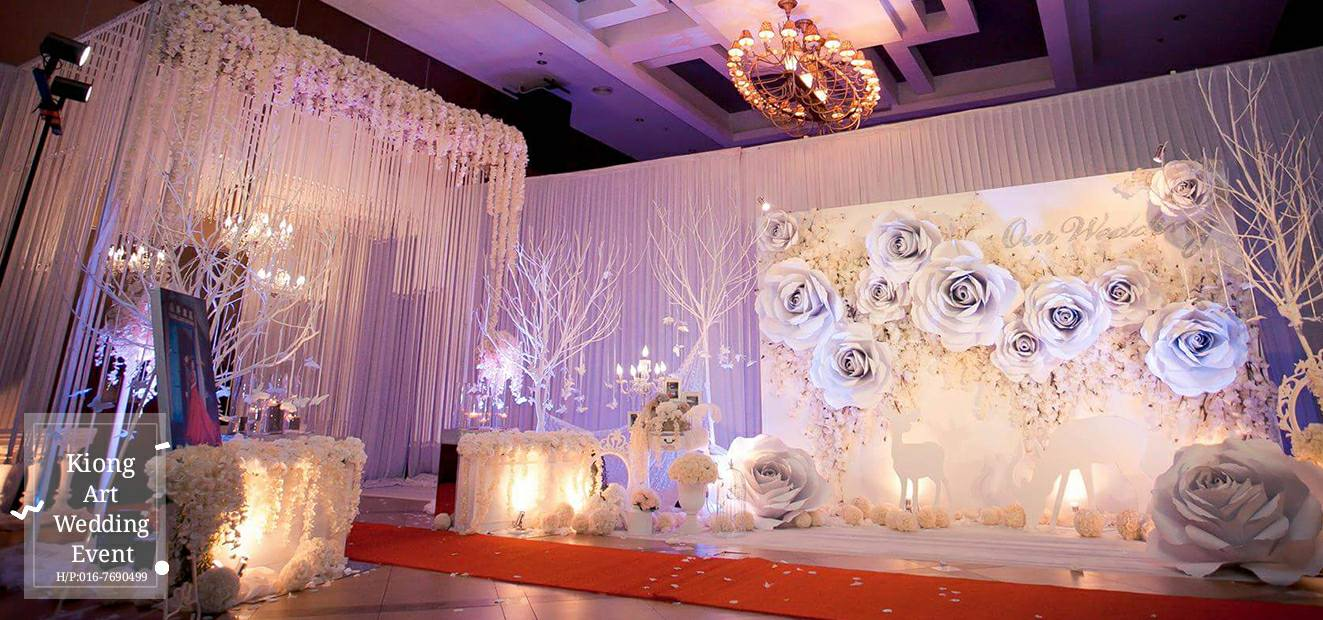 Kiong Art Wedding Event Kuala Lumpur Malaysia Event and Wedding Decoration Company One-stop Wedding Planning Services Wedding Theme Live Band Wedding Photography Videography A00