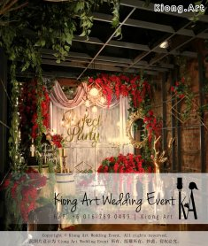 Kiong Art Wedding Event Kuala Lumpur Malaysia Event and Wedding Decoration Company One-stop Wedding Planning Services Wedding Theme Live Band Wedding Photography Videography A01-02
