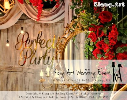 Kiong Art Wedding Event Kuala Lumpur Malaysia Event and Wedding Decoration Company One-stop Wedding Planning Services Wedding Theme Live Band Wedding Photography Videography A01-04