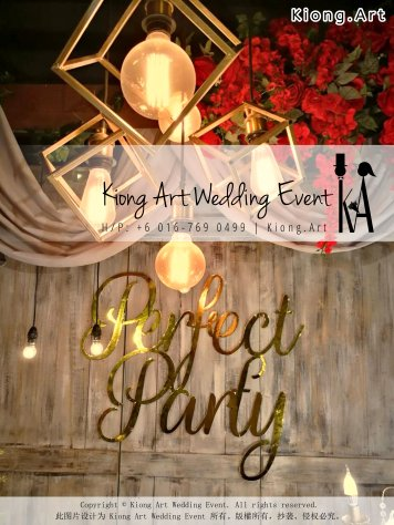 Kiong Art Wedding Event Kuala Lumpur Malaysia Event and Wedding Decoration Company One-stop Wedding Planning Services Wedding Theme Live Band Wedding Photography Videography A01-05
