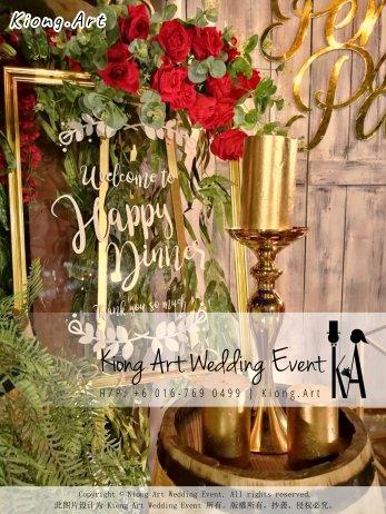 Kiong Art Wedding Event Kuala Lumpur Malaysia Event and Wedding DecorationCompany One-stop Wedding Planning Services Wedding Theme Live Band Wedding Photography Videography A01-08