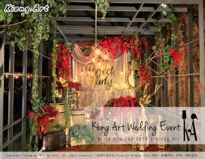 Kiong Art Wedding Event Kuala Lumpur Malaysia Event and Wedding Decoration Company One-stop Wedding Planning Services Wedding Theme Live Band Wedding Photography Videography A01-11