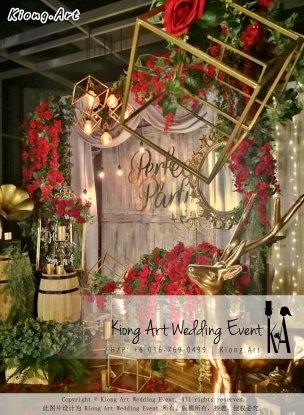 Kiong Art Wedding Event Kuala Lumpur Malaysia Event and Wedding DecorationCompany One-stop Wedding Planning Services Wedding Theme Live Band Wedding Photography Videography A01-12