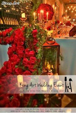 Kiong Art Wedding Event Kuala Lumpur Malaysia Event and Wedding DecorationCompany One-stop Wedding Planning Services Wedding Theme Live Band Wedding Photography Videography A01-13