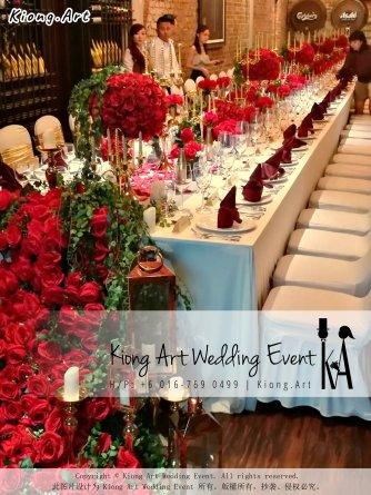 Kiong Art Wedding Event Kuala Lumpur Malaysia Event and Wedding DecorationCompany One-stop Wedding Planning Services Wedding Theme Live Band Wedding Photography Videography A01-14
