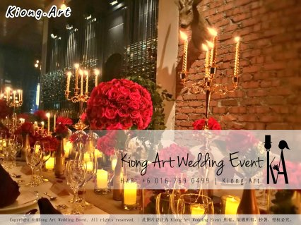Kiong Art Wedding Event Kuala Lumpur Malaysia Event and Wedding Decoration Company One-stop Wedding Planning Services Wedding Theme Live Band Wedding Photography Videography A01-15