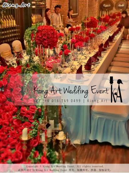 Kiong Art Wedding Event Kuala Lumpur Malaysia Event and Wedding Decoration Company One-stop Wedding Planning Services Wedding Theme Live Band Wedding Photography Videography A01-17