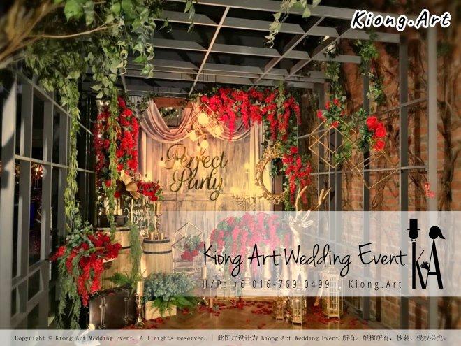 Kiong Art Wedding Event Kuala Lumpur Malaysia Event and Wedding DecorationCompany One-stop Wedding Planning Services Wedding Theme Live Band Wedding Photography Videography A01-18