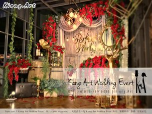 Kiong Art Wedding Event Kuala Lumpur Malaysia Event and Wedding Decoration Company One-stop Wedding Planning Services Wedding Theme Live Band Wedding Photography Videography A01-19