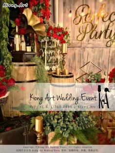 Kiong Art Wedding Event Kuala Lumpur Malaysia Event and Wedding DecorationCompany One-stop Wedding Planning Services Wedding Theme Live Band Wedding Photography Videography A01-21
