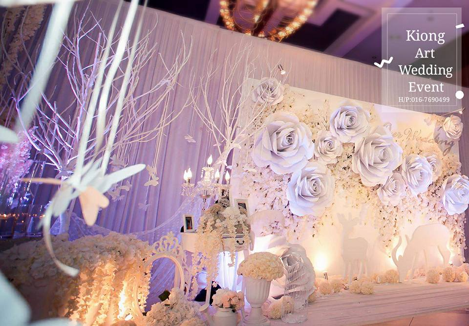 Kiong Art Wedding Event Kuala Lumpur Malaysia Event and Wedding Decoration Company One-stop Wedding Planning Services Wedding Theme Live Band Wedding Photography Videography A01